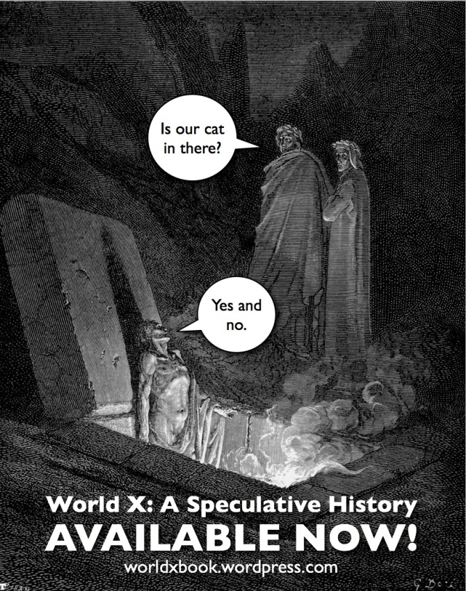 Gustave Dore - The Fifth World.003